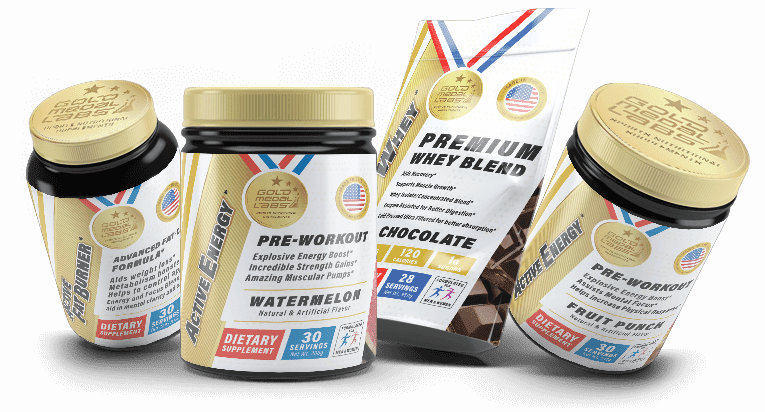 Gold Medal Labs Supplements